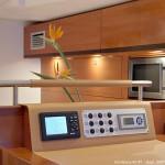 Yacht Interior Design - Voilier Monocoque Bretagne