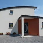 maison neuve le guerno, maitre d'oeuvre muzillac, morbihan, Couedel Design
